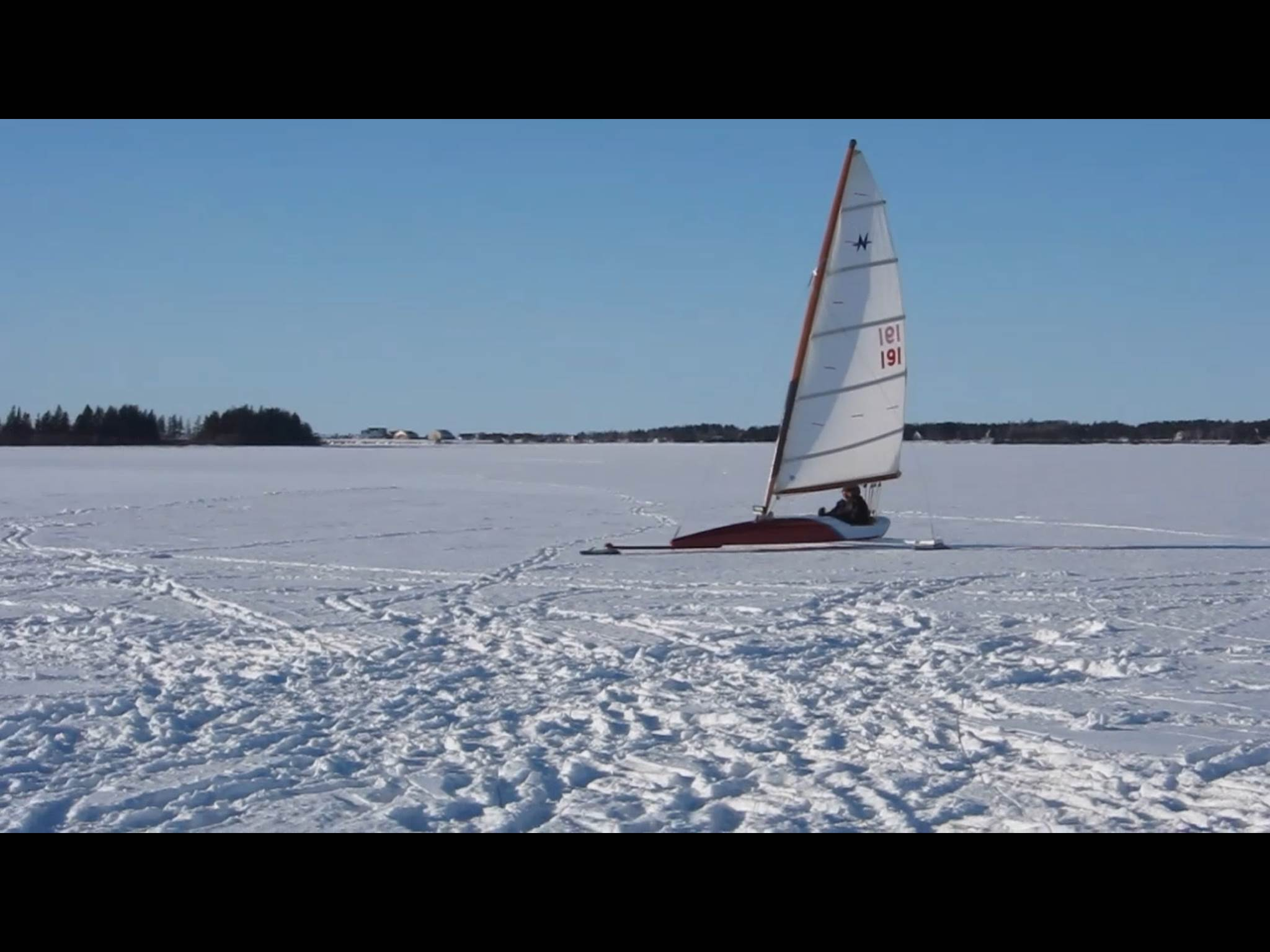 Ice boat | Windsurfing Forums, page 1