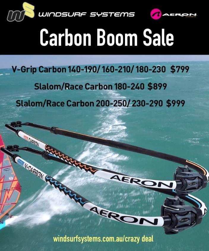 Aeron Booms (Aeron)   Windsurfing Forums, page 1