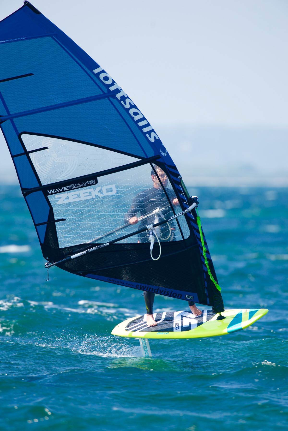 my next foiling board  | Windsurfing Forums, page 1
