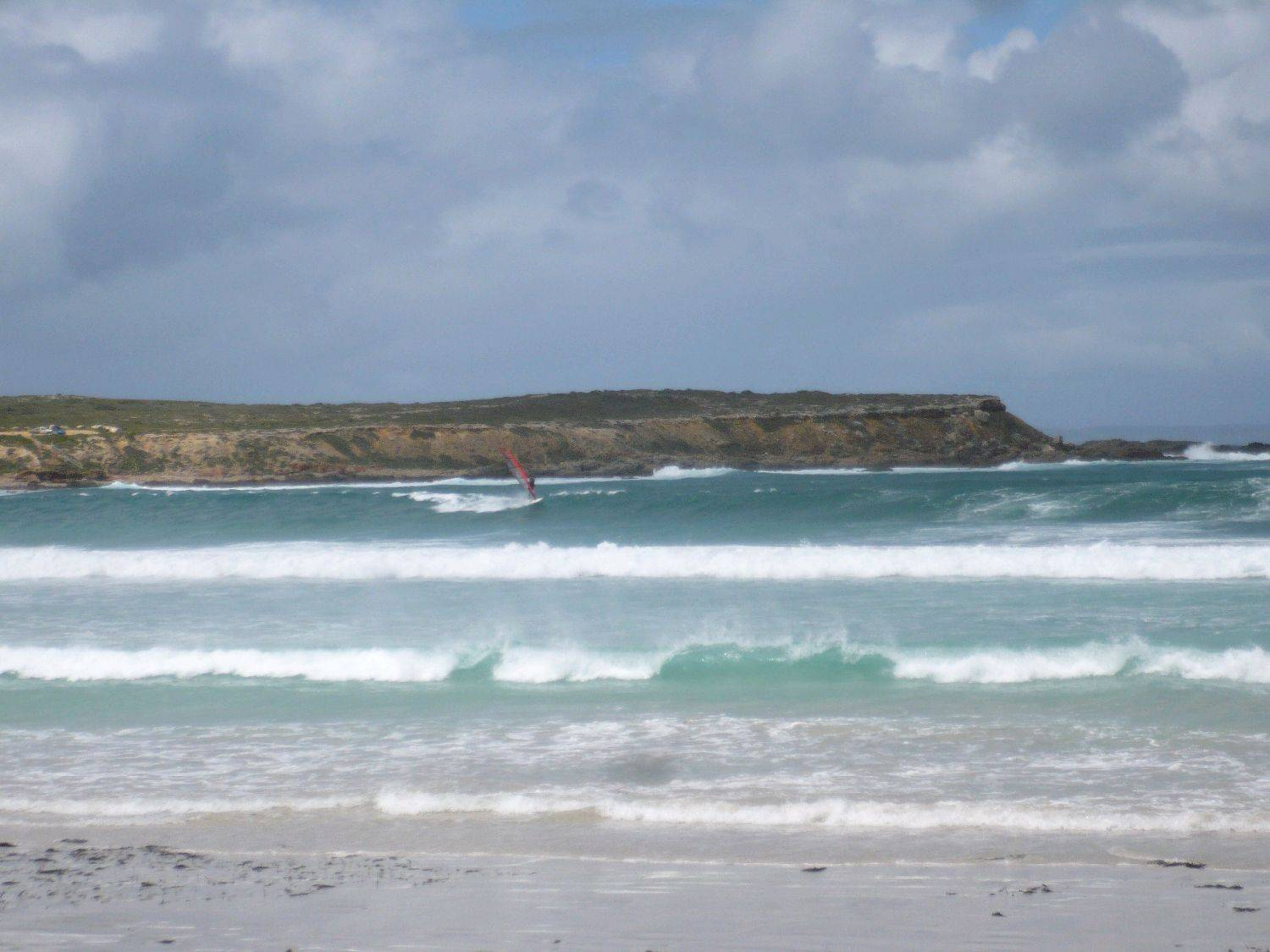 Fisheries Bay Port Lincoln 15 OCT | Windsurfing Forums, page 1