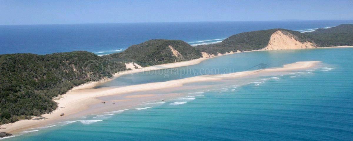 Double Island Point Sand Bar. Queensland | Windsurfing ...