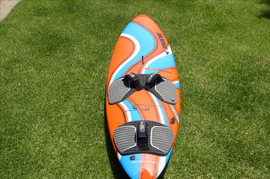 Nude Boards Blog - Windsurfing Review - Seabreeze Forums!