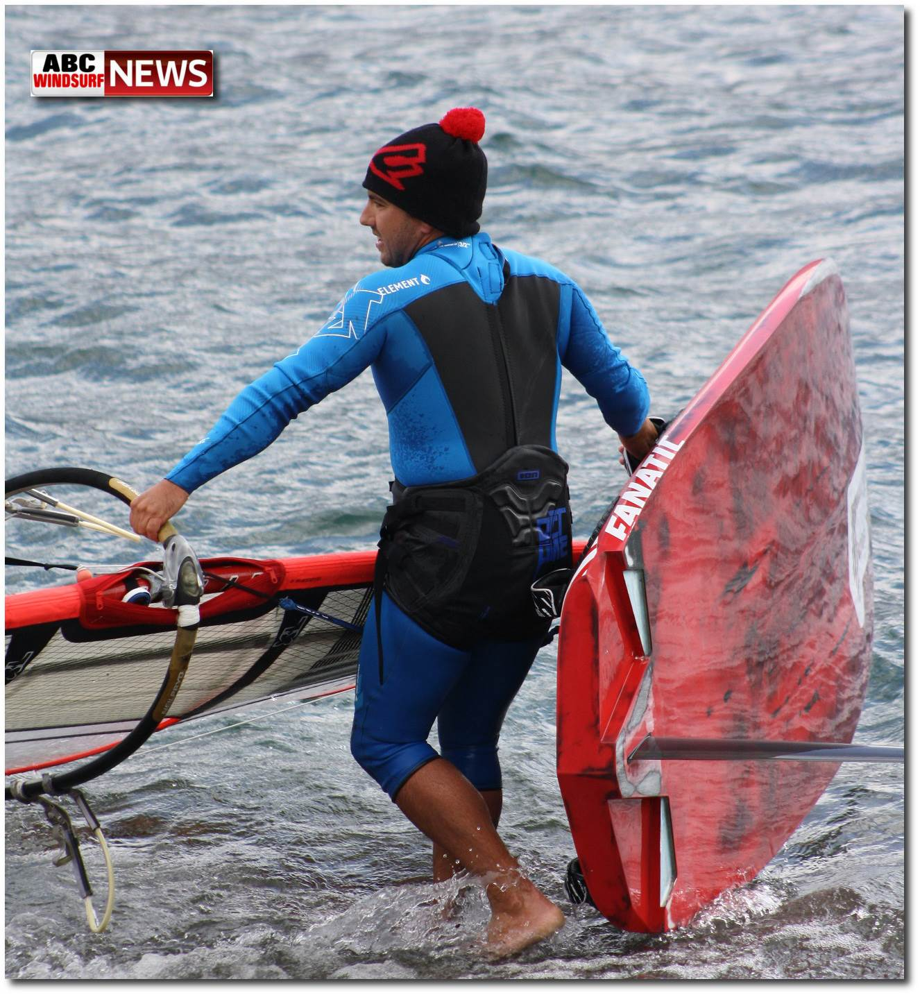 My Vision to spend more time on my sailboard playing in