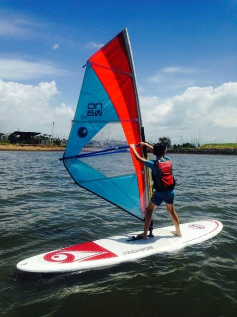Kids rig | Windsurfing Forums, page 1